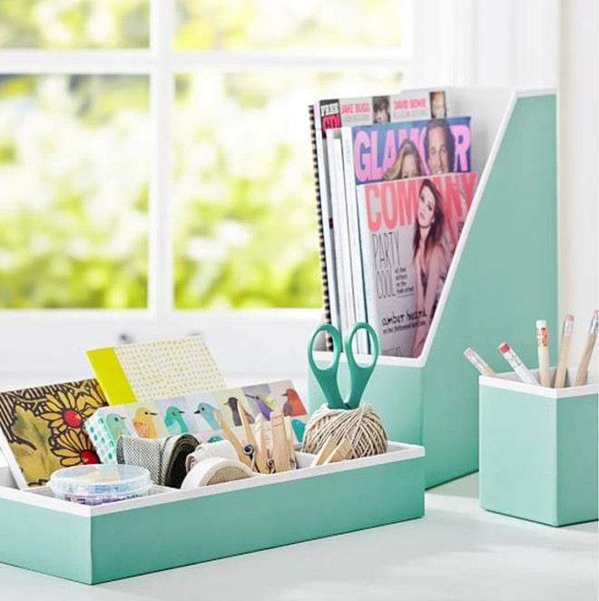 Printed Desk Accessories
